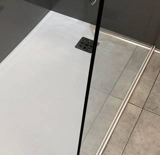 Piatto doccia in Marmoresina - Marlux