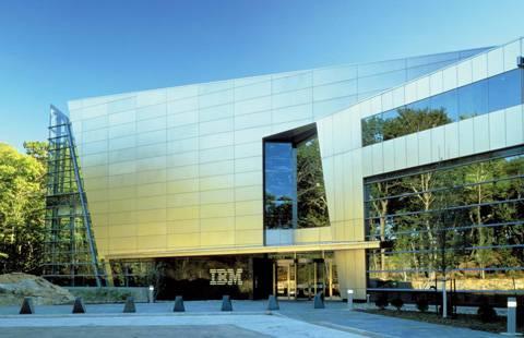 Marmoresina per la sede IBM Europe