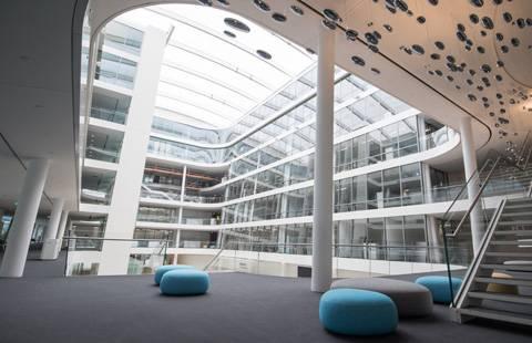 Marmoresina per la sede Siemens di Monaco di Baviera
