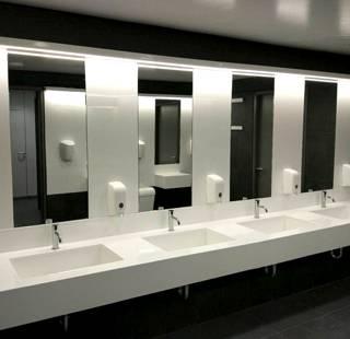 Top lavabi Marlux di serie